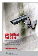 """Lektury Prof.Hołdy. Spotkanie 5: """"Wielki Brat Rok 2010"""""""