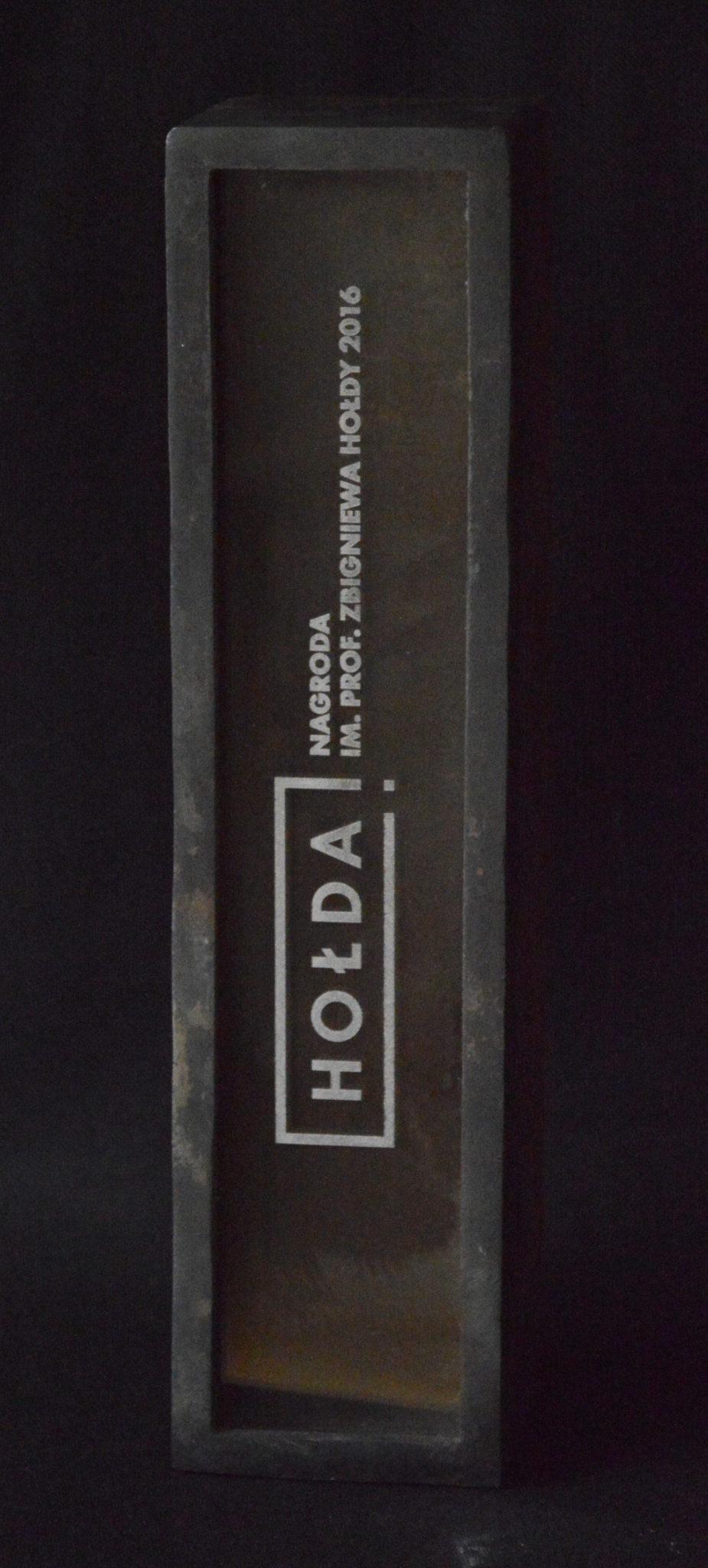 Nagroda im.Prof. Zbigniewa Hołdy
