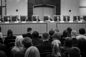 Zwycięzcy Konstytucyjnego Turnieju Sądowego