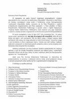 Apel owysłuchanie publiczne doPrezydenta RP