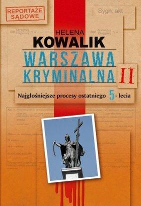 """Lektury Prof.Hołdy. Spotkanie 8: """"Warszawa kryminalna"""""""