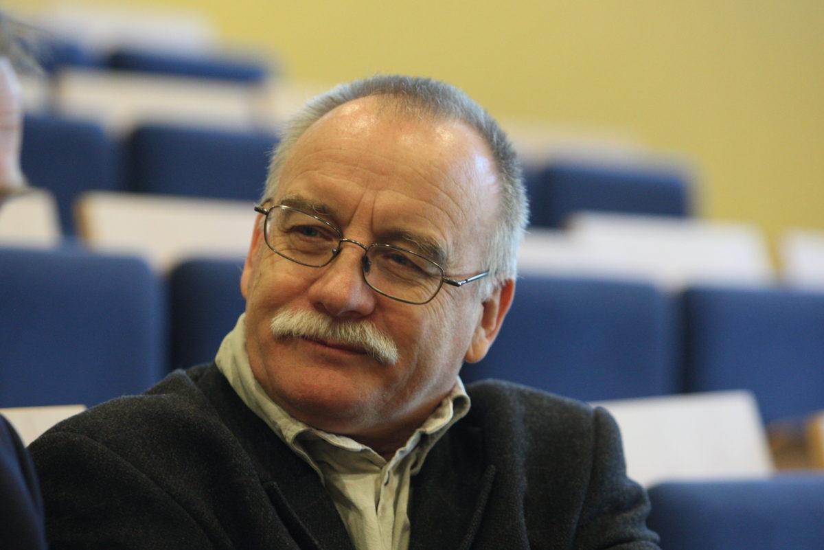 Prof.Zbigniew Hołda