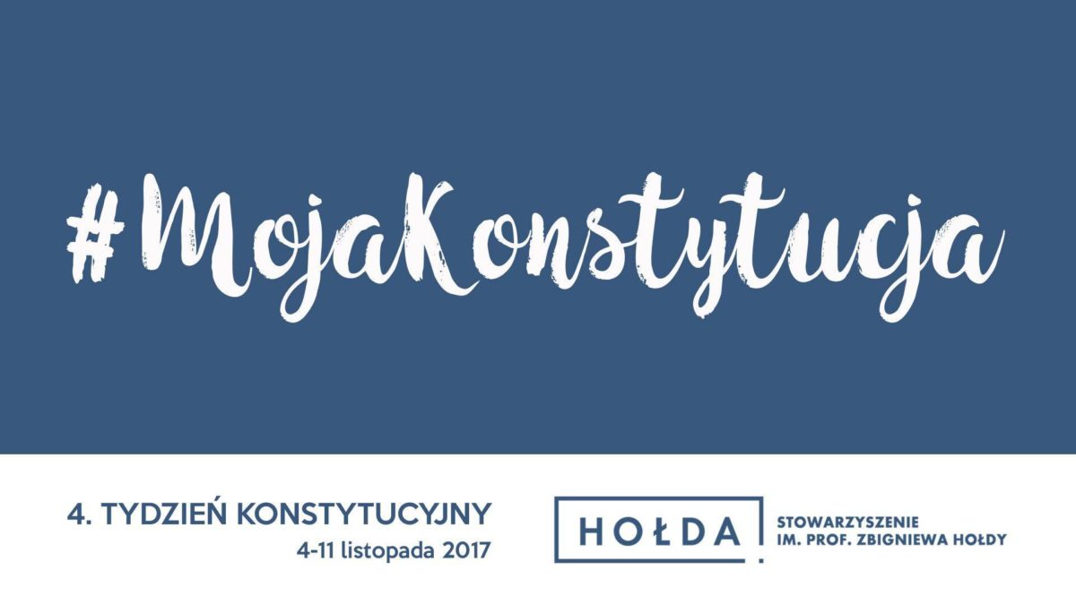 IV edycja Tygodnia Konstytucyjnego!